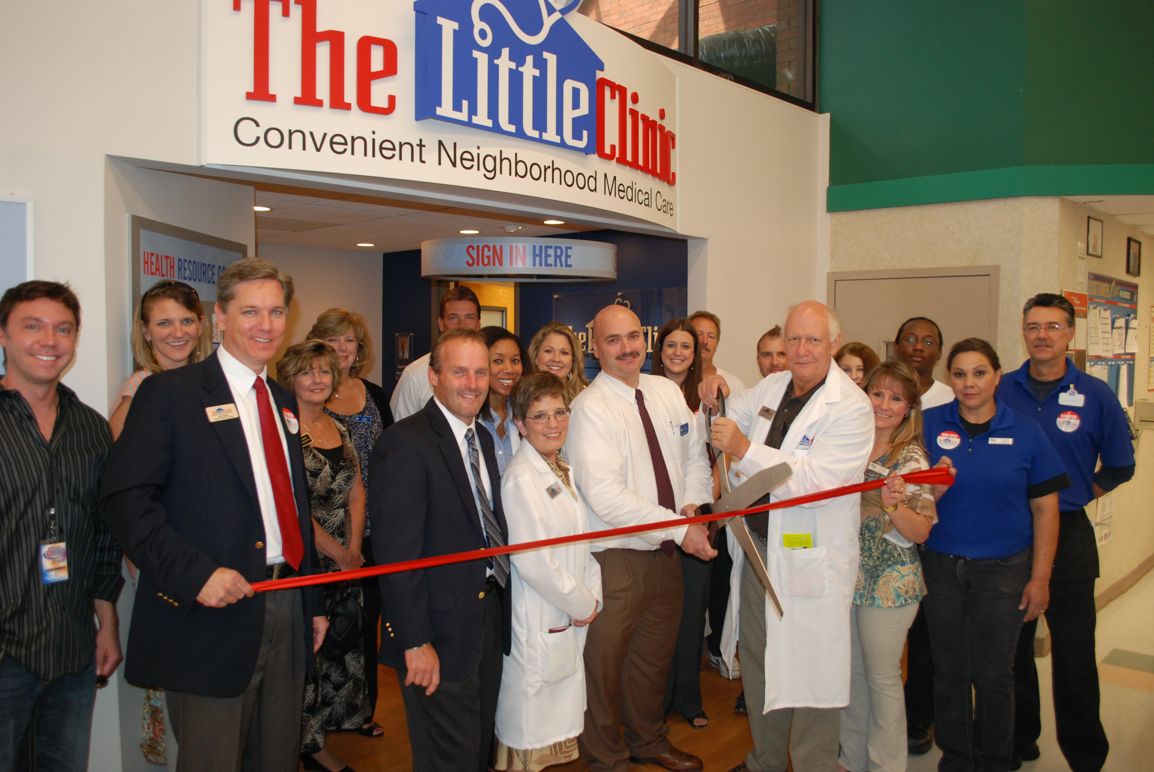 Recent cobb chamber ribbon cuttings ink