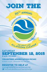 Allatoona Clean up