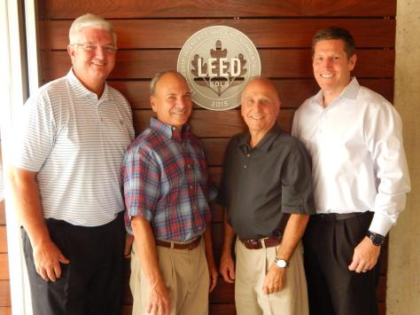 JE Dunn Receives Gold Leed for East Region Office