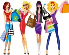 free-shopping-girl-clipart-1