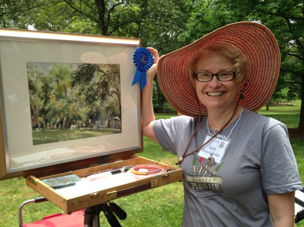 Rennell Forbes Plein Air Competition