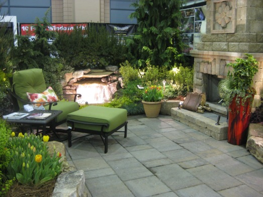 Atlanta Home Show Outdoor Living Exhibit