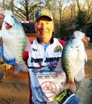 "Barry Morrow, the ""Crappie Coach"""