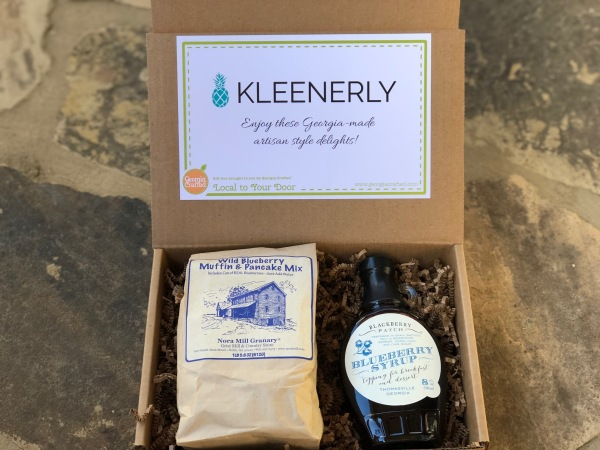 Kleenerly Partners with Georgia Crafted on New Airbnb Welcome Gift