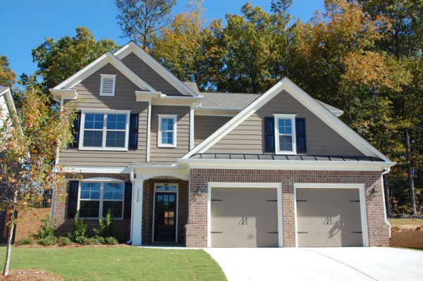 Homesite 40 Chattooga